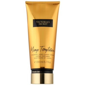 Victoria's Secret Fantasies Mango Temptation crema corpo per donna 200 ml