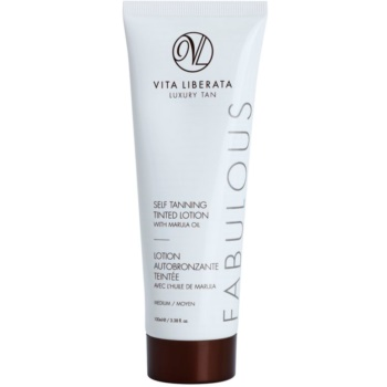 Vita Liberata Fabulous crema autoabbronzante colorata (Medium) 100 ml