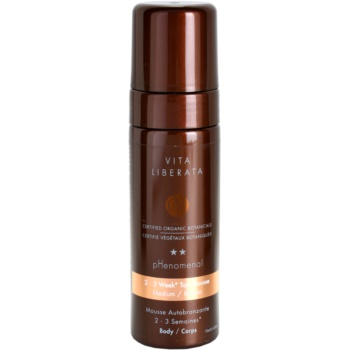 Vita Liberata Phenomenal mousse autoabbronzante colore Medium 125 ml