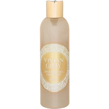 Vivian Gray Romance Sweet Vanilla docciaschiuma in crema 250 ml