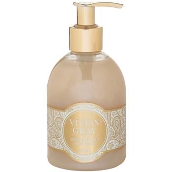 Vivian Gray Romance Sweet Vanilla sapone liquido in crema 250 ml