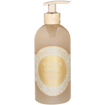 Vivian Gray Romance Sweet Vanilla sapone liquido in crema 500 ml
