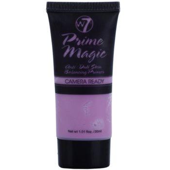 W7 Cosmetics Prime Magic Camera Ready base per unificare il tono della pelle (Anti-Dull Skin) 30 ml