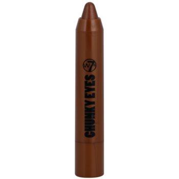 W7 Cosmetics Chunky Eyes ombretti in matita colore Cappuccino 2,5 g