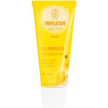 Weleda Baby and Child crema viso calendula (Day Cream) 50 ml