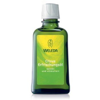 Weleda Citrus olio rinfrescante 100 ml