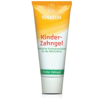 Weleda Dental Care gel dentifricio per bambini 50 ml