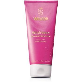 Weleda Rose doccia cremosa armonia (Creamy Body Wash) 200 ml