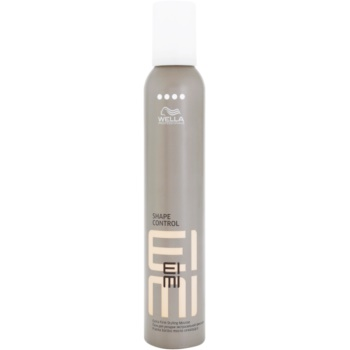 Wella Professionals Eimi Shape Control fissante in mousse per fissare e modellare Hold Level 4 (Create any Style with Your Blow Dryer with this Extra Firm Styling Mousse) 300 ml