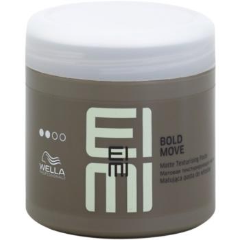 Wella Professionals Eimi Bold Move pasta opacizzante per un look arruffato Hold Level 2 (Formulated with Brazilian Carnauba Wax) 150 ml