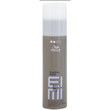 Wella Professionals Eimi Flowing Form balsamo lisciante per capelli mossi Hold Level 2 ( Formulated to Reduce Frizz and Help Protect Your Hair against Dehydration whilst Using Hot Tools.) 100 ml