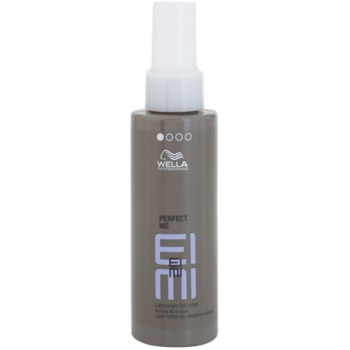 Wella Professionals Eimi Perfect Me latte leggero per capelli perfetti Hold Level 1 (Adds Shine, Repairs, Moisturizes, Tames Flyaways and Protects from the Heat of Styling Tools.) 100 ml