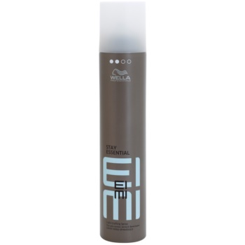 Wella Professionals Eimi Stay Essential lacca per capelli fissante leggero Hold Level 2 (Formulated to Help Protect Hair from the Effects of Humidity, UV and Heat) 300 ml