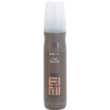 Wella Professionals Eimi Perfect Setting spray fissante per capelli brillanti e morbidi Hold Level 2 (Formulated to Provide Care while Blow Drying. Set a Voluminous Finished Shape with Perfect Shine) 150 ml