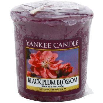 Yankee Candle Black Plum Blossom candela votiva 49 g