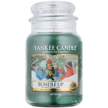 Yankee Candle Bundle Up candela profumata 623 g Classic grande