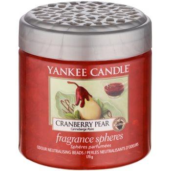 Yankee Candle Cranberry Pear perle profumate 170 g