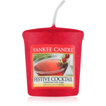 Yankee Candle Festive Cocktail candela votiva 49 g