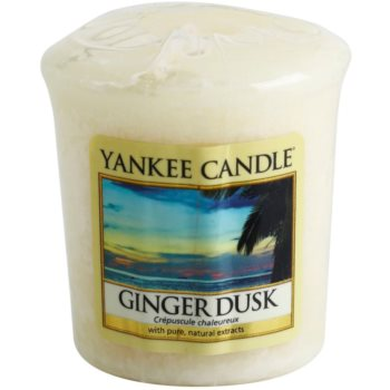 Yankee Candle Ginger Dusk candela votiva 49 g