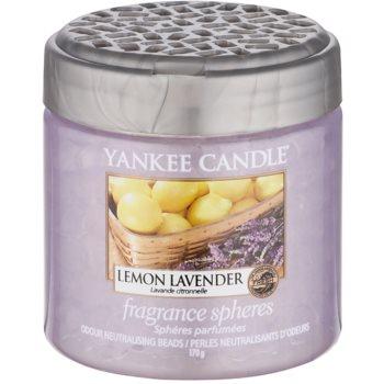 Yankee Candle Lemon Lavender perle profumate 170 g