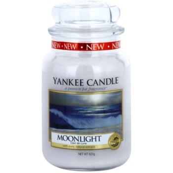 Yankee Candle Moonlight candela profumata 623 g Classic grande