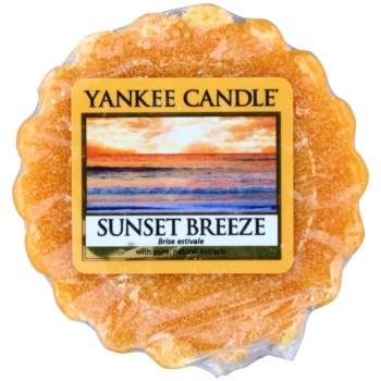 Yankee Candle Sunset Breeze cera per lampada aromatica 22 g