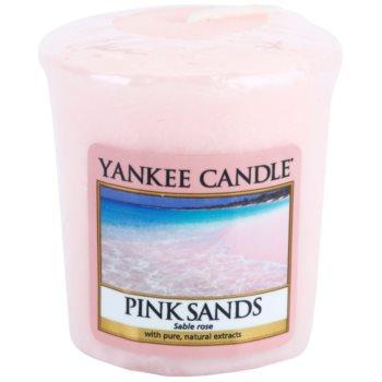Yankee Candle Pink Sands candela votiva 49 g