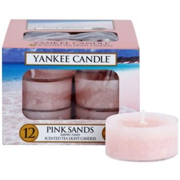 Yankee Candle Pink Sands candela scaldavivande 12 x 9,8 g