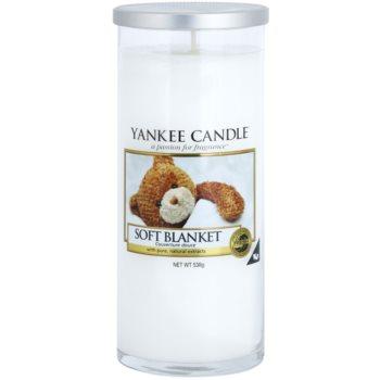 Yankee Candle Soft Blanket candela profumata 538 g Décor grande