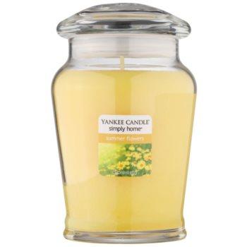 Yankee Candle Summer Flowers candela profumata 340 g medio