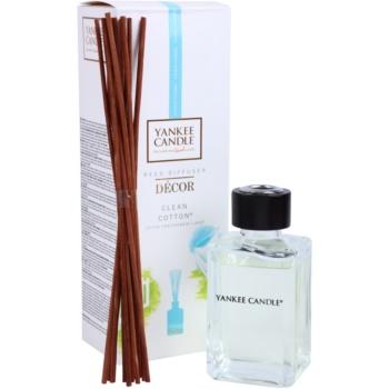 Yankee Candle Clean Cotton diffusore di aromi con ricarica 170 ml Décor