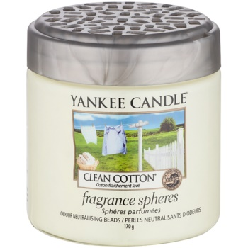 Yankee Candle Clean Cotton perle profumate 170 g