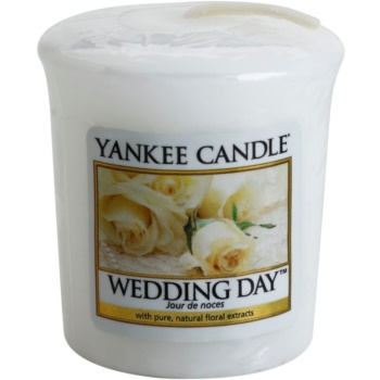 Yankee Candle Wedding Day candela votiva 49 g