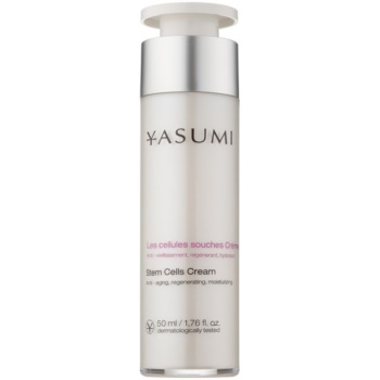 Yasumi Anti-Aging crema rigenerante effetto antirughe (Stem Cells Cream) 50 ml