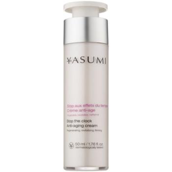 Yasumi Anti-Aging crema rigenerante antirughe 40+ (Stop the Clock Anti-Aging Cream) 50 ml