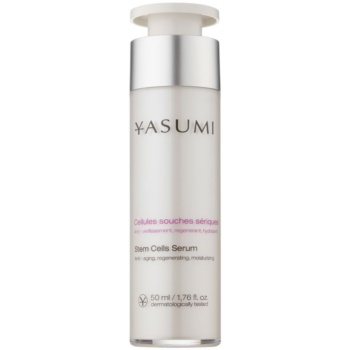 Yasumi Anti-Aging siero rigenerante e idratante effetto antirughe (Stem Cells Serum) 50 ml