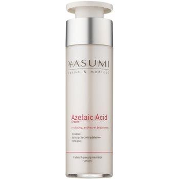 Yasumi Dermo&Medical Azelaic Acid crema lenitiva per pelli sensibili con tendenza all'acne 50 ml