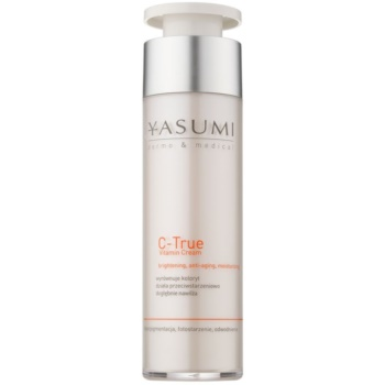 Yasumi Dermo&Medical C-True crema alle vitamine effetto antirughe (Vitamin C) 50 ml