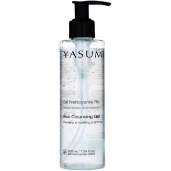 Yasumi Face Care gel detergente illuminante 200 ml