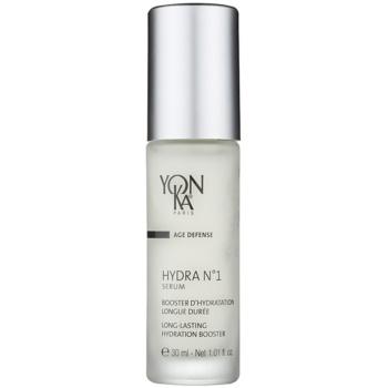 Yon-Ka Age Defense N°1 siero idratante intenso con acido ialuronico Hyaluronic Acid (95% Ingredients of Natural Origin) 30 ml