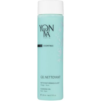 Yon-Ka Essentials gel struccante detergente per viso e occhi Iris (96% Ingredients of Natural Origin) 200 ml