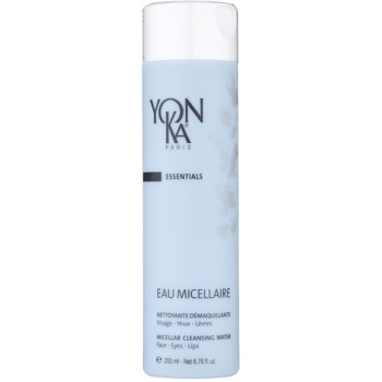 Yon-Ka Essentials acqua micellare struccante e detergente Sea Lavender (92% Ingredients of Natural Origin) 200 ml