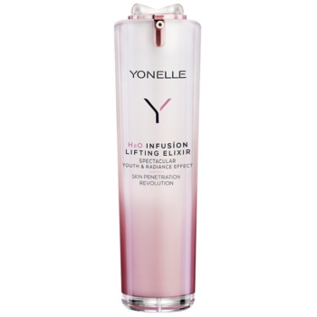 Yonelle H2O Infusion elisir liftante per una pelle luminosa e liscia (Spectacular Youth & Radiance Effect) 40 ml