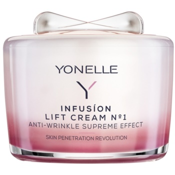 Yonelle Infusion crema liftante intensa per tendere la pelle N°1 (Anti-Wrinkle Supreme Effect) 55 ml