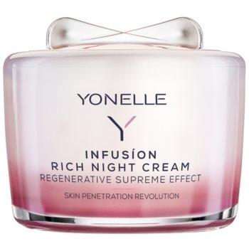Yonelle Infusion crema notte nutriente effetto rigenerante (Regenerative Supreme Effect) 55 ml