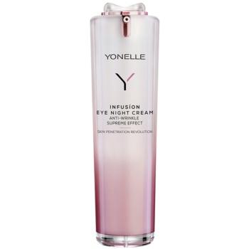 Yonelle Infusion crema notte antirughe per il contorno occhi (Anti-Wrinkle Supreme Effect) 15 ml