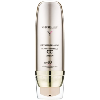 Yonelle Metamorphosis CC cream antirughe SPF 10 colore 1 Light Neutral (Vit D3 Concept) 50 ml