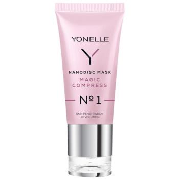 Yonelle Nanodisc Mask Magic Compress N° 1 maschera intensa per il miglioramento immediato dell'aspetto della pelle 40+ 35 ml