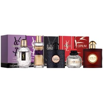 Yves Saint Laurent Mini kit regalo II eau de parfum 3 x 7,5 ml + eau de toilette 2 x 7,5 ml