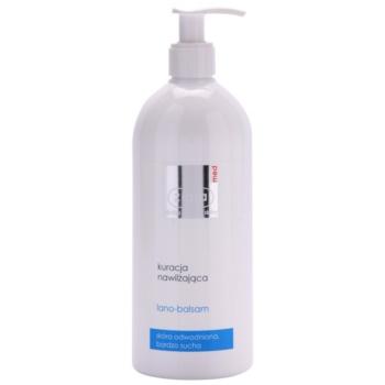 Ziaja Med Hydrating Care balsamo nutriente rigenerante per pelli disidratate e molto secche (Lano-Balm) 400 ml